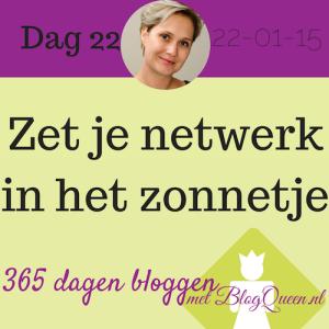 bloggen_tip_365dagen_netwerk_zonnetje