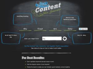 contentideagenerator